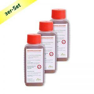 Gardigo - Attractif Mouche, Guêpes, Moustique, Frelons et Insectes; Liquide Concentré 100 ml; Set de 3 Flacons; Pour un ensemble de 3 Litres de la marque Gardigo image 0 produit