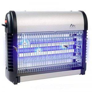 Gardigo Destructeur d'insectes volants électrique; Pièges à insectes; Lampe UV Anti-mites, moustiques, mouches et moucherons; Désinsectiseur de la marque Gardigo image 0 produit