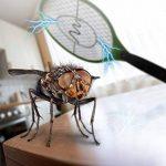 Gardigo Raquette électrique anti moustiques, anti-insectes, tue mouches et les insectes volants   testée et certifiée par Université d'État du Nouveau-Mexique de la marque Gardigo image 3 produit