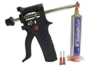 Gel anti cafards goliath + pistolet gel goliath hyper puissant- anti cafards et blattes-35g de la marque BASF image 0 produit