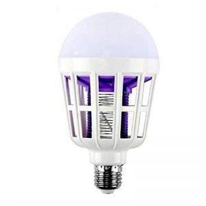 GHC LED Lights, 9W électronique moustique tueur ampoule lumière de nuit E27 LED ampoule 9W répulsif mouche insecte tueur piège lampe de nuit (1pcs) de la marque GHC-CASES-21 image 0 produit