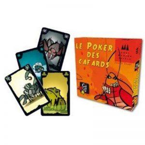 Gigamic - DRKPOK - Jeu de Cartes - Poker de Cafards de la marque Gigamic image 0 produit