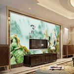 GK-Simple mur de style européen Chambre Fond d'écran de fond DécorationBedroom3D sculpture murale anti-mites antibactérien sans couture tissu non-tissé bruit absorption antifouling antistatique humidité fond d'écran , picture color de la marque GK Wallpap image 3 produit