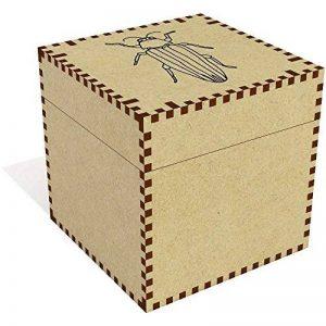 Grand (81mm) 'Cafard' boîte de bijoux (JB00037764) de la marque Azeeda image 0 produit