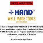 HAND JX-6222 Pack DE 20 Banyan Naturel Bois Répulsif Boules à Mites - 24 mm de la marque HAND image 2 produit