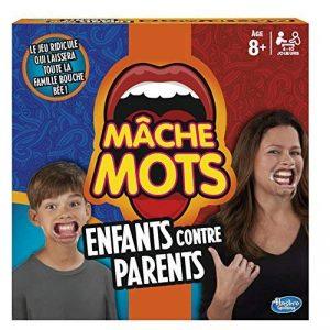 Hasbro C31451010 - Mâche-Mots Enfants Contre Parents de la marque Hasbro image 0 produit
