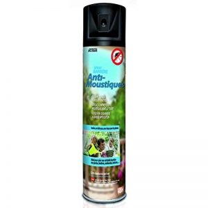 HBM Anti-Moustiques 001-RE-BMB001 Spray Mousse Barrière Anti-Moustique 8 H 750 ml de la marque HBM Anti-Moustiques image 0 produit