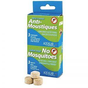 HBM Anti-Moustiques 005-PR-RAC009 Piège à Larves Aqualab Recharge Anti-Moustique 1-2 Mois de la marque HBM Anti-Moustiques image 0 produit