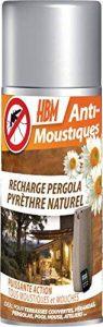 HBM Anti-Moustiques Recharge Pyrèthre Naturel 250 ml pour Diffuseur Espaces Ouverts de la marque HBM Anti-Moustiques image 0 produit