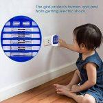 HLU Lampe Anti-Moustique Deux, LED Destructeur de Moustique Interieur Électronique Zapper Lampe 2 Pack de la marque HLU image 3 produit