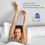 HLU Lampe Anti-Moustique Deux, LED Destructeur de Moustique Interieur Électronique Zapper Lampe de la marque HLU image 4 produit