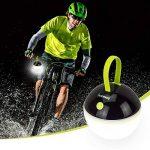 HOOMEE Lanterne portable LED Anti-moustique - Petite lampe rechargeable USB ronde – Prix Red Dot - Parfait pour les activités intérieures, Camping, Situations d'Urgence, Décoration - Imperméable à l'eau, étanche à la poussière - 4 modes d'éclairage de la image 3 produit