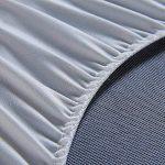 Housse de lit - Alèse étanche - Anti-poussières, anti-punaises et anti-acariens - Hypoallergénique - Housse de protection de matelas de la marque Vosyoung image 4 produit