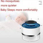 huichang Moustiquaire, 5W USB Enhanced Version Mute Désinsectiseur électrique Moskito moustiques moskito de cas élimine tous les insectes volants Weiß de la marque huichang image 2 produit