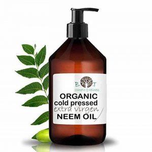 Huile de Neem Native Première Pression à Froid 100% Pure Non Raffinée (500 ml) de la marque B.O.T Cosmetic & Wellness image 0 produit