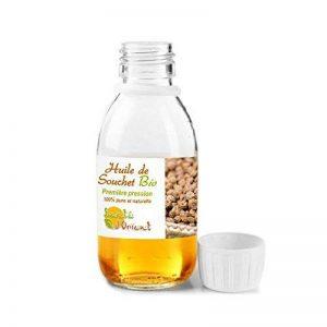 Huile de souchet Bio et pur 100 % naturelle, contre la pousse des poils de la marque manelia image 0 produit
