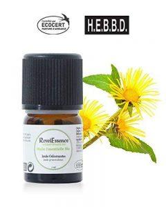 Huile Essentielle d'Inule Odorante Bio Revelessence (2 ml) de la marque Revelessence image 0 produit