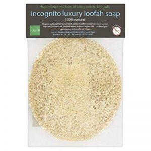 Incognito 115g de luxe Loofah Savon de la marque Incognito image 0 produit