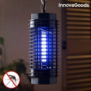InnovaGoods Lampe Anti moustiques KL-15004W Noir de la marque InnovaGoods image 0 produit