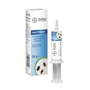 Insecticide Bayer Solfac Gel liquide pour cafards, blattes, poison pour insectes, 20 g de la marque Bayer image 0 produit