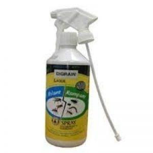 Insecticide Digrian laque 1/2 litre anti punaises, blattes, cafards, moustiques, mouches.. de la marque Parasitox image 0 produit