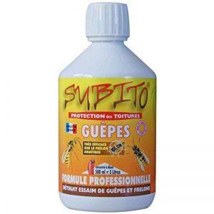insecticide guêpe TOP 4 image 0 produit