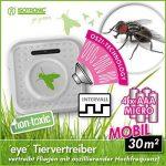 ISOTRONIC moustiquaire moustiquaire mouches Piles insectes contre les mouches de la marque Isotronic image 1 produit