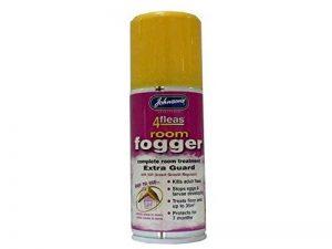 Johnsons 4puces Fogger Traitement antipuces pour la maison Différentes tailles de Lot de la marque Johnson's image 0 produit