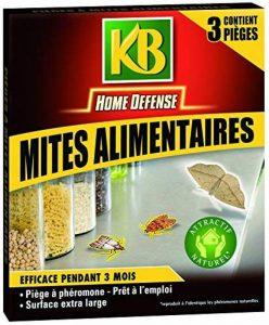 KB 9560 Pieges Mites Alimentaires x3 de la marque KB image 0 produit