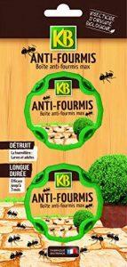 KB Anti Fourmis Naturel Boite Appat x2 de la marque KB HOME DEFENSE image 0 produit