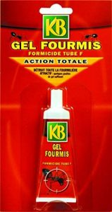 KB HOME DEFENSE KB Anti Fourmis Tube Gel 30g de la marque KB HOME DEFENSE image 0 produit