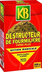 KB HOME DEFENSE KB Destructeur de Fourmilieres 500 GR de la marque KB HOME DEFENSE image 0 produit