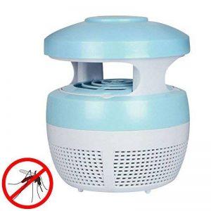kingnew moustique lampe de tueur USB A, antimos Kito de électrique uvlicht zappers mouches d'insectes de tueur de lampe LED, chargeur USB (Bleu) de la marque Kingnew image 0 produit