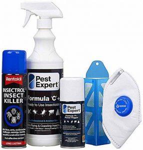 Kit 1 anti-mites des aliments (cuisine standard) de Pest Expert. Produit de qualité professionnelle. de la marque Pest Expert image 0 produit