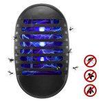Konesky insectifuge moustique tueur, Bug Zapper électronique moustique tueur lampe alimenté par USB LED pour la maison cuisine jardin en plein air (2 pack) de la marque Konesky image 1 produit