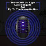 Konesky insectifuge moustique tueur, Bug Zapper électronique moustique tueur lampe alimenté par USB LED pour la maison cuisine jardin en plein air (2 pack) de la marque Konesky image 4 produit