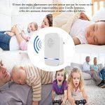 KWIM'S France LOT 1 - Répulsif ultrasons Anti moustiques Anti Mouches Anti cafards - Protection ÉCOLOGIQUE & Naturelle - Solution Efficace et ECONOMIQUE de la marque KWIM'S France image 4 produit