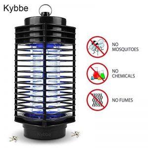 Kybbe Nuit Lumière Insectes Insectes Électrique Mosquito Tueur Piège Lampe Tueur Anti Moustique Insectes Mouche Bug EU Pratique 110V/220V. de la marque Kybbe image 0 produit