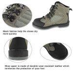 KYLEBOOKER Pêche à la mouche Waders Boot Respirant Imperméable Chaussures En Plein Air Chasse Anti-slip Wading Bottes KBFSAA de la marque KYLEBOOKER image 3 produit