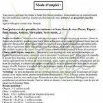 L'herbe Haute Terre de Diatomée Alimentaire Blanche -12KG- Utilisable en Agriculture Biologique - Haute pureté sans Traitement Ni adjonction - Élimine Puces, punaises de Lit, poux. Nombreux Usages de la marque L'herbe Haute image 2 produit