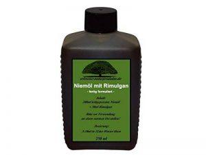 L'huile de neem eau - soluble 250ml, de erlesene-naturprodukte de la marque erlesene-naturprodukte GmbH image 0 produit