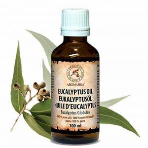L'huile essentielle d'eucalyptus, huile essentielle 100% naturelle 100ml 3,33 oz, eucalyptus pure et naturelle, meilleur pour un bon sommeil / soulagement du stress / beauté / bain / soin du corps / bien-être / beauté / aromathérapie / détente / massage / image 0 produit
