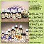 L'huile essentielle d'eucalyptus, huile essentielle 100% naturelle 100ml 3,33 oz, eucalyptus pure et naturelle, meilleur pour un bon sommeil / soulagement du stress / beauté / bain / soin du corps / bien-être / beauté / aromathérapie / détente / massage / image 4 produit