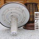 L&LQ Ménage Solaire Répulsif De Moustique De Tueur De Moustique Aucun Artefact Imperméable De Mosquito De Jardin De Rayonnement de la marque L&LQ image 3 produit
