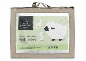 La fine Parure de lit Company Junior Couette en laine souples, Cot de la marque The Fine Bedding Company image 0 produit