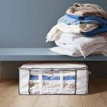 Lakeland - Sac De Rangement Sous Vide A Couette King / Vêtements (65x50x27cm H) de la marque Lakeland image 1 produit