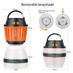 lampe anti insecte extérieur TOP 8 image 1 produit