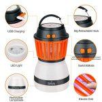 lampe anti moustique extérieur TOP 9 image 2 produit