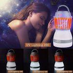 lampe anti moustique rechargeable TOP 10 image 3 produit