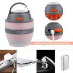 lampe anti moustique rechargeable TOP 6 image 4 produit